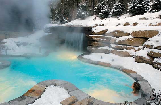 The Snow Fitness guide to the 10 Best Hot Tubs